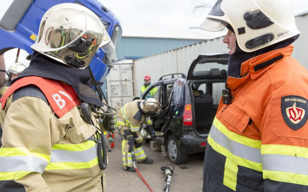 AXIWI eases exercises Safety Region Gelderland-Zuid