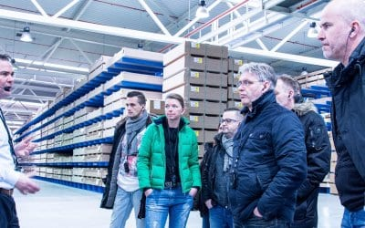 Kitchen Group chooses Axitour AT-500 tour guide system for factory tours