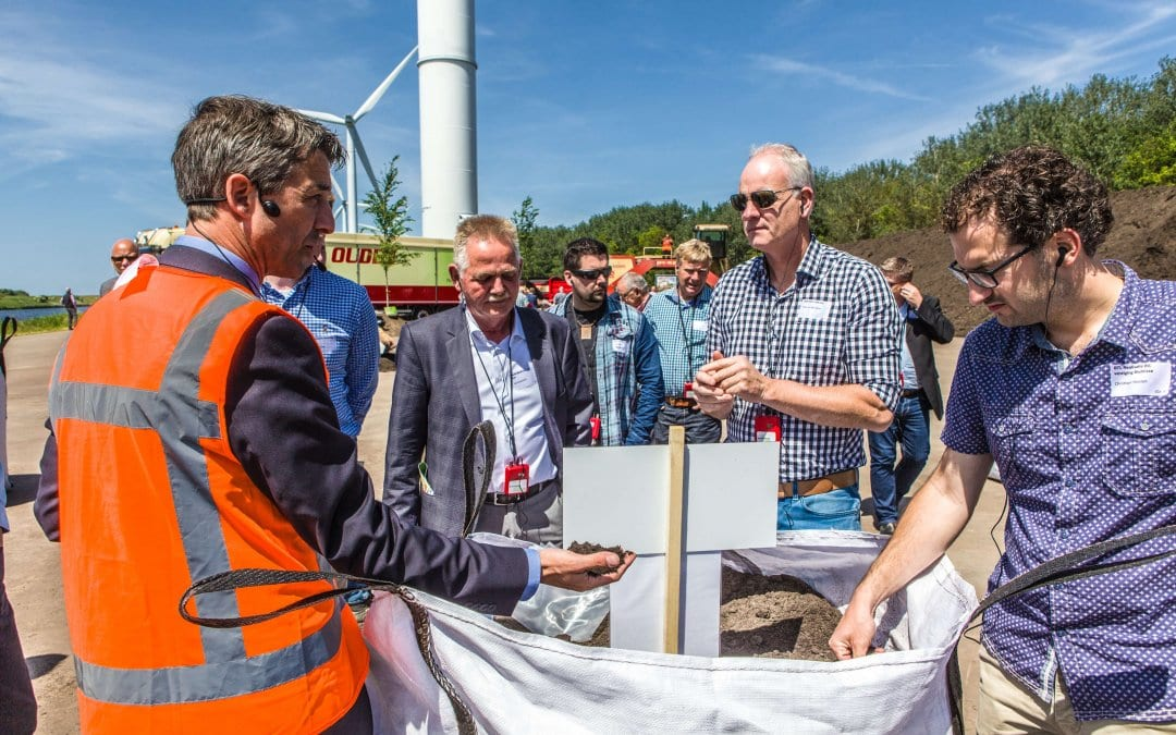 Den Ouden Group chooses Axitour AT-300 tour guide system